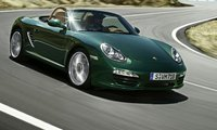 2011 Porsche Boxster, Three quarter view. , exterior, manufacturer