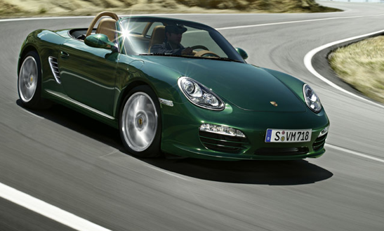 2011 Porsche Boxster, Three quarter view. , manufacturer, exterior