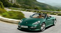 2011 Porsche Boxster, Three quarer view. , exterior, manufacturer