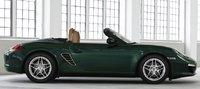 2011 Porsche Boxster, Side view. , exterior, manufacturer