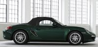 2011 Porsche Boxster, Side view with top. , exterior, manufacturer