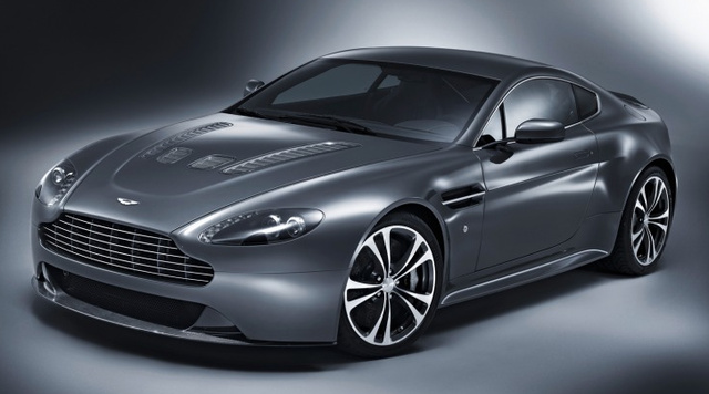 2011 Aston Martin V12 Vantage, Three quarter view. , exterior, manufacturer