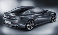 2011 Aston Martin V12 Vantage, Rear three quarter view. , exterior, manufacturer