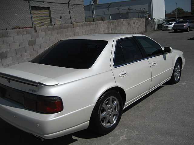 Picture of 2002 Cadillac Seville