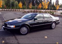 1994 Cadillac Seville STS, 1994 Cadillac STS, exterior