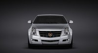 2011 Cadillac CTS Coupe, Front View. , exterior, manufacturer