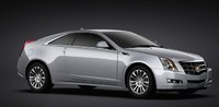 2011 Cadillac CTS Coupe, Quarter right view. , exterior, manufacturer
