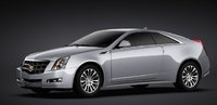 2011 Cadillac CTS Coupe, Three quarter view. , exterior, manufacturer