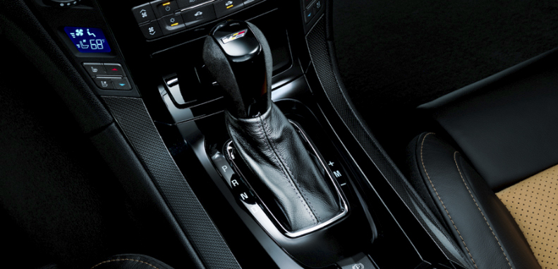 2011 Cadillac CTS-V Coupe - Interior Pictures - CarGurus