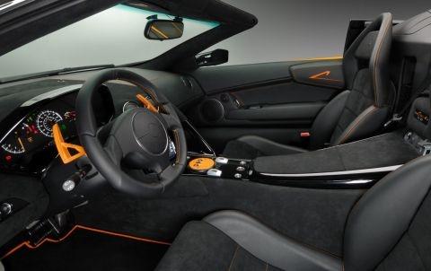 2009 Lamborghini Murcielago Interior Pictures Cargurus