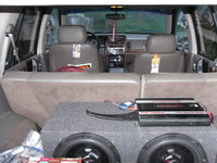 Picture of 1993 Jeep Grand Cherokee Limited 4WD, interior