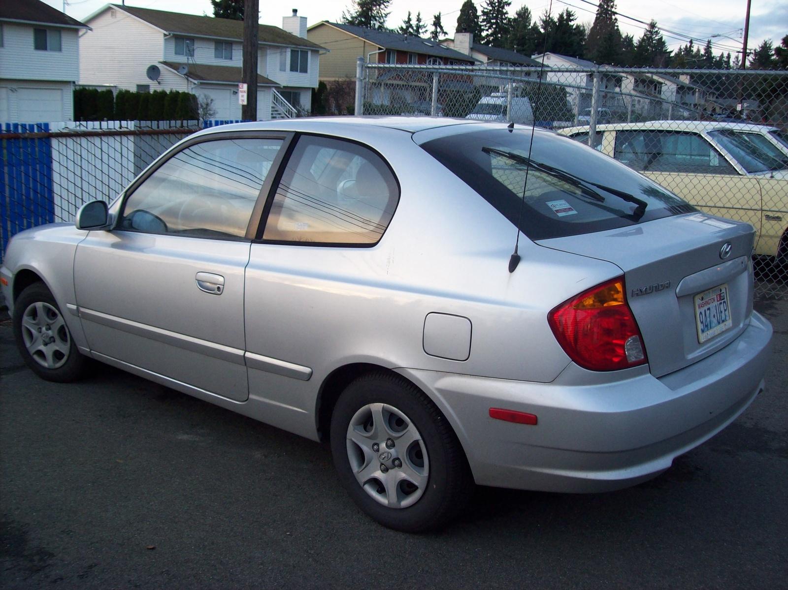 2005 Hyundai Accent Pictures Cargurus