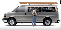 2011 GMC Savana, Side View. , exterior, manufacturer
