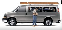 2011 GMC Savana, Side View. , manufacturer, exterior
