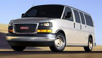 2011 GMC Savana, Front quarter view. , exterior, manufacturer, gallery_worthy