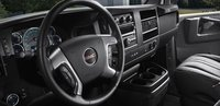 2011 GMC Savana, Steering Wheel. , manufacturer, interior