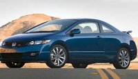 2011 Honda Civic, Side quarter view. , manufacturer, exterior