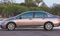 2011 Honda Civic, Side View., exterior, interior, manufacturer