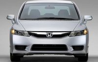 2011 Honda Civic, Front View. , exterior, manufacturer