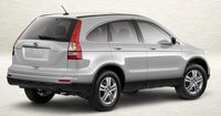 2011 Honda CR-V, Back quarter view. , manufacturer, exterior