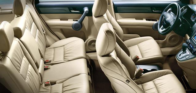 2011 Honda CR-V, Front and Back Seats. , interior, manufacturer