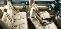 2011 Honda CR-V, Front and Back Seats. , manufacturer, interior