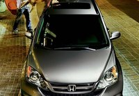 2011 Honda CR-V, Front View. , exterior, manufacturer