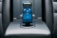 2011 Honda CR-V, Back seat drink holders. , manufacturer, interior