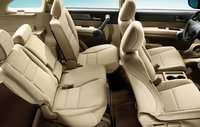 2011 Honda CR-V, Front and Back Seats. , interior, manufacturer