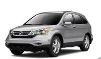 2011 Honda CR-V, Right quarter view. , exterior, manufacturer
