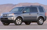 2011 Honda Pilot, Side View. , exterior, manufacturer