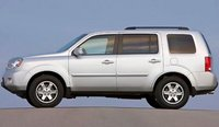 2011 Honda Pilot, Side, left view. , manufacturer, exterior