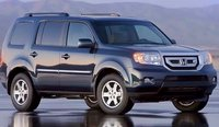 2011 Honda Pilot, Right quarter view., manufacturer, exterior