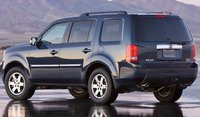 2011 Honda Pilot, Back left view. , exterior, manufacturer