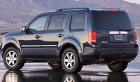 2011 Honda Pilot, Back left view. , manufacturer, exterior