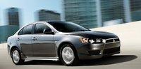 2011 Mitsubishi Lancer, Quarter view. , exterior, manufacturer