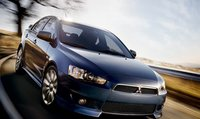 2011 Mitsubishi Lancer, Three quarter view. , exterior, manufacturer