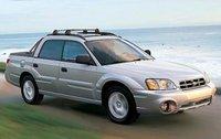 2003 Subaru Baja 4 Dr STD AWD Crew Cab SB picture, exterior