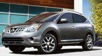 2011 Nissan Rogue, Front quarter view. , exterior, manufacturer