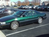 1996 Cadillac Eldorado Touring Coupe, The whip a week after wash and wax, exterior