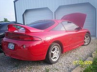 Picture of 1997 Mitsubishi Eclipse, exterior, gallery_worthy