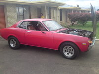 Picture of 1974 Toyota Celica, exterior, engine