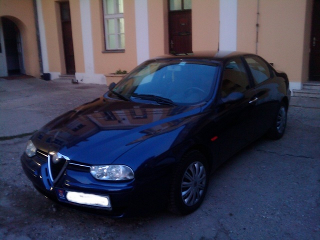 Picture of 2002 Alfa Romeo 156, exterior, gallery_worthy