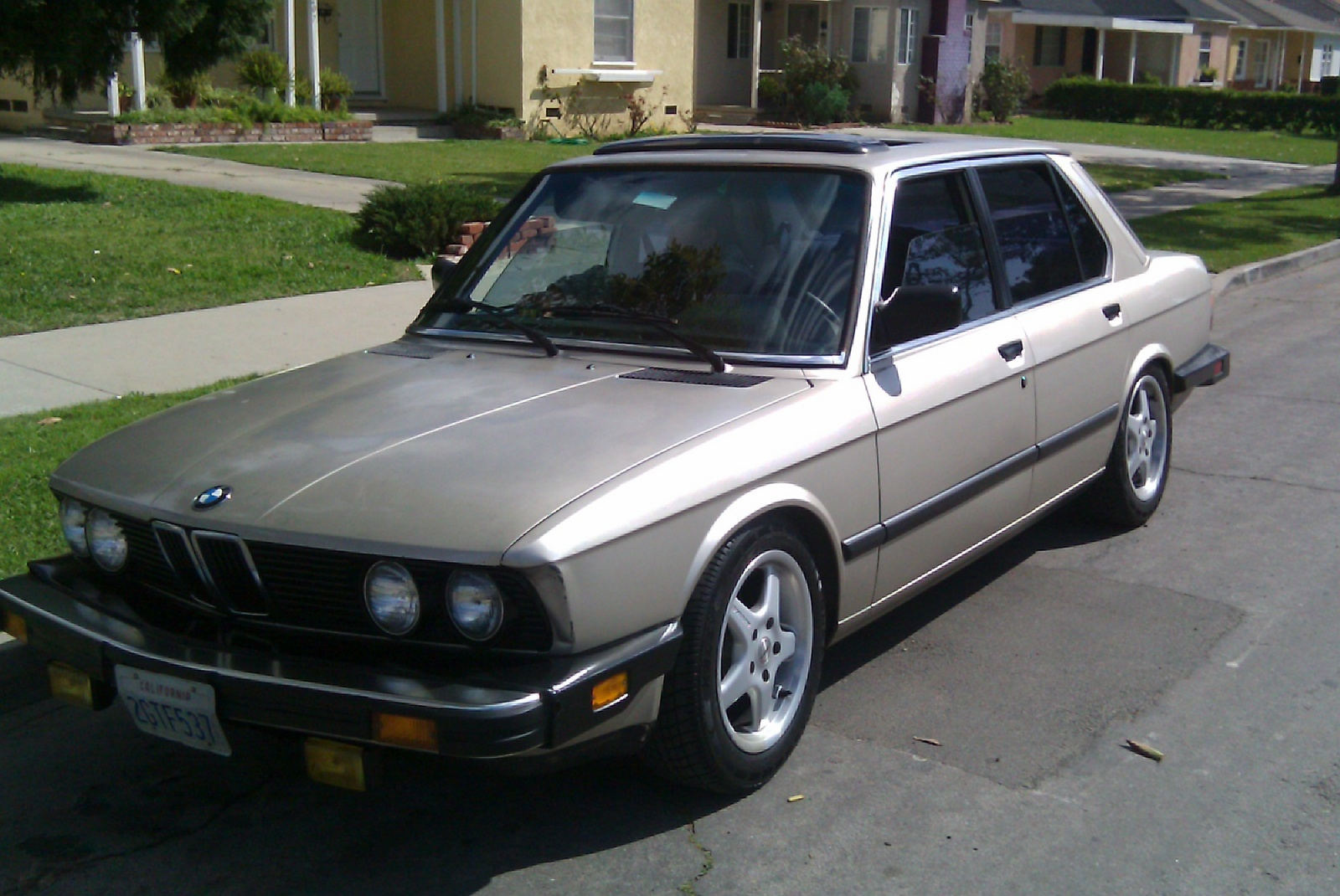 98 Bmw 528i For Sale 1985 BMW 5 Series - Other Pictures - CarGurus