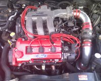 Picture of 1996 Ford Probe GT, engine