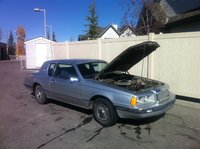 1983 Mercury Cougar picture, exterior, engine