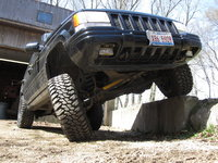 Picture of 1998 Jeep Grand Cherokee Limited 4WD, exterior