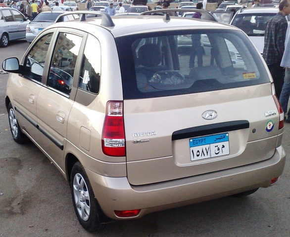 Picture of 2007 Hyundai Matrix