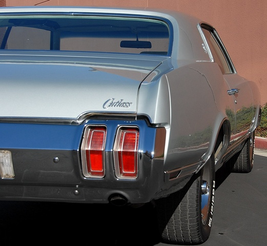 1970 Oldsmobile Cutlass Cutlass Supreme Convertible: 1970 Oldsmobile Cutlass Supreme