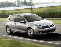2011 Volkswagen Golf, Three quarter view. , exterior, manufacturer